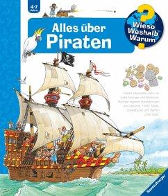 Alles über Piraten / Wieso? Weshalb? Warum? Bd.40 - Erne, Andrea