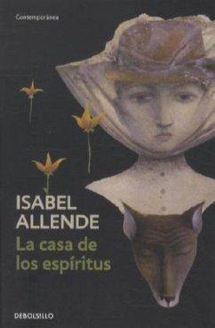 La Casa de los espiritus - Allende, Isabel
