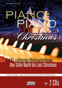 Piano Piano Christmas - Kölbl, Gerhard