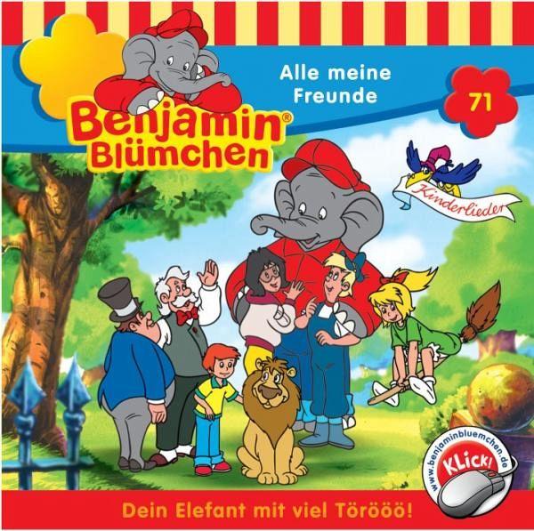 lied benjamin blümchen