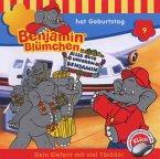 Benjamin Blümchen hat Geburtstag / Benjamin Blümchen Bd.9 (1 Audio-CD)