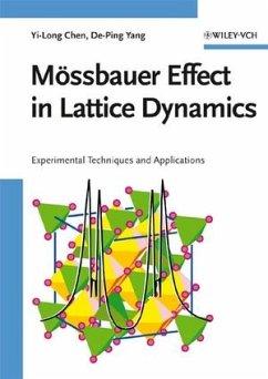 Mössbauer Effect in Lattice Dynamics