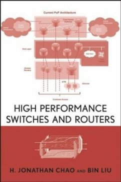 High Performance Switches and Routers - Chao, H. J.; Liu, Bin