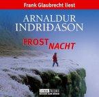 Frostnacht / Kommissar-Erlendur-Krimi Bd.7 (4 Audio-CDs)