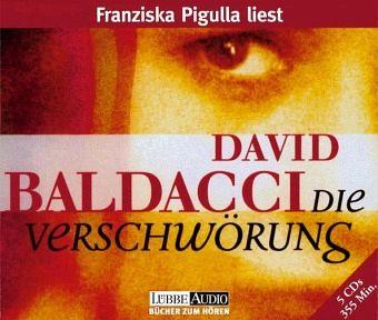 Die Verschwörung, 5 Audio-CDs - Baldacci, David