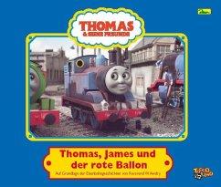 Thomas und seine Freunde: Geschichtenbuch 02: James und der rote Ballon