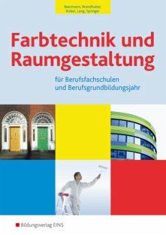 Farbtechnik und raumgestaltung f r berufsfachschulen und for Raumgestaltung einzelhandel
