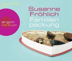 Familienpackung, 4 Audio-CDs - Fröhlich, Susanne