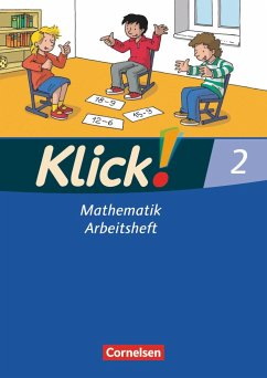 Klick! Mathematik. Westliche Bundesländer 2. Ar...