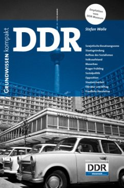 Grundwissen DDR kompakt - Wolle, Stefan