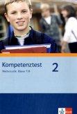 Kompetenztest Mathematik. Klasse 7/8. Arbeitsheft. Mittleres Niveau. Nordrhein-Westfalen