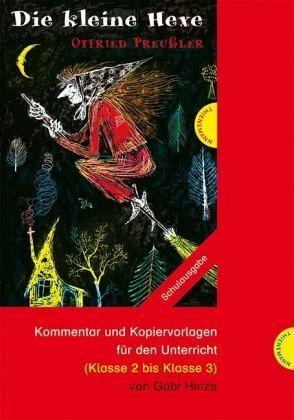 otfried preußler 'die kleine hexe' von otfried preußler - schulbuch - buecher.de