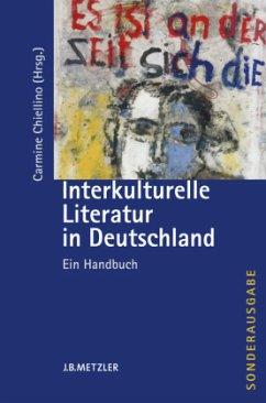 Interkulturelle Literatur in Deutschland - Chiellino, Carmine (Hrsg.)