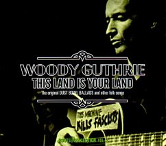 This Land Is Your Land - Guthrie,Woody
