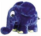 Die Sendung mit der Maus: Der Elefant als Plüschfigur (16x22cm)