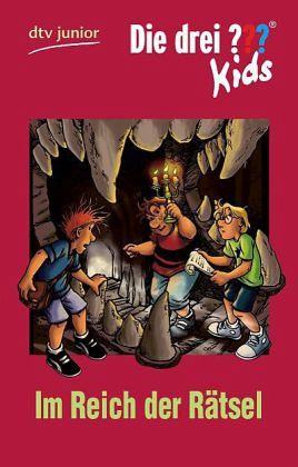 im reich der rätsel / die drei fragezeichen-kids bd.13 als taschenbuch - portofrei bei bücher.de