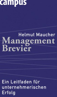 Management-Brevier - Maucher, Helmut