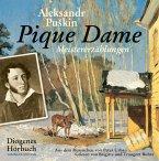 Pique Dame, 4 Audio-CDs