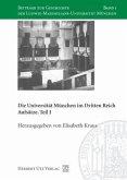 Die Universität München im Dritten Reich