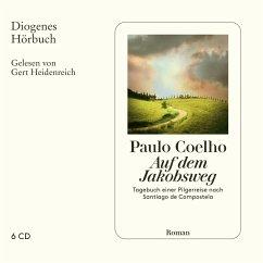 Auf dem Jakobsweg, 6 Audio-CDs - Coelho, Paulo