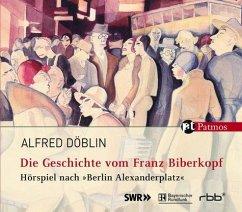 Berlin Alexanderplatz, Audio-CD - Döblin, Alfred