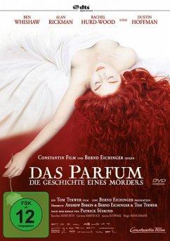 Das Parfum - Die Geschichte eines Mörders - Ben Whishaw,Dustin Hoffman,Alan Rickman