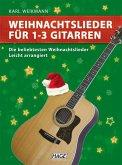Weihnachtslieder für 1-3 Gitarren, Spielpartitur