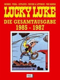 1985-1987 / Lucky Luke Gesamtausgabe Bd.19