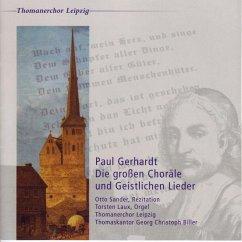 Die Grossen Choräle Und Geistlichen Lieder