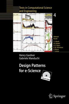 Design Patterns for eScience - Gardner, Henry; Manduchi, Gabriele