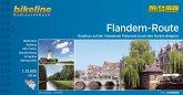 Bikeline Radatlas Flandern-Route