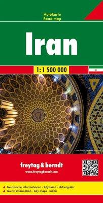 Freytag & Berndt Autokarte Iran 1:1.500.000