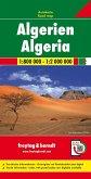 Freytag & Berndt Autokarte Algerien