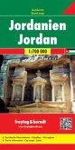 Freytag & Berndt Autokarte Jordanien; Jordan