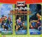 3er Box Fünf Freunde auf der Spur von Legenden / Fünf Freunde Bd.9/14/16 (3 Audio-CDs)
