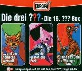 3er Box / Die drei Fragezeichen Bd.43-45 (3 Audio-CDs)