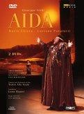 Verdi, Giuseppe - Aida (2 DVDs + Buch)