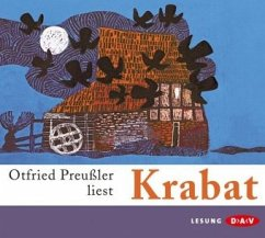 Krabat, 3 Audio-CDs - Preußler, Otfried