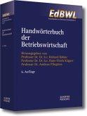 Handwörterbuch der Betriebswirtschaft