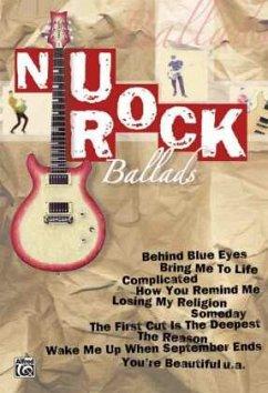 Nu Rock Ballads, Gitarre