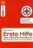 Erste Hilfe - das offizielle Handbuch