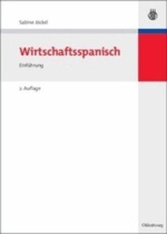 Wirtschaftsspanisch - Jöckel, Sabine