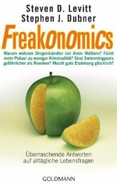freakonomics by steven d levitt and stephen j dubner essay Freakonomics is a groundbreaking collaboration between levitt and stephen j dubner, an award-winning author and journalist they usually begin with a mountain of data and a simple question some of these questions concern life-and-death issues others have an admittedly freakish quality.