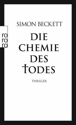 Die Chemie des Todes / David Hunter Bd.1 - Beckett, Simon