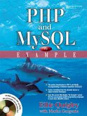 PHP and MySQL by Example [With CDROM]