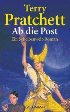 Ab die Post / Scheibenwelt Bd.29 - Pratchett, Terry