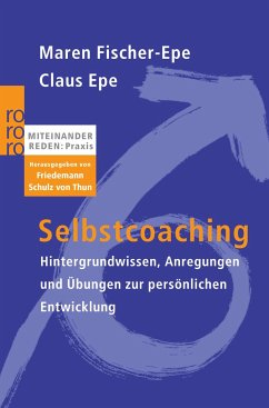 Selbstcoaching - Fischer-Epe, Maren; Epe, Claus
