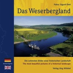 Das Weserbergland - Mitzkat, Jörg