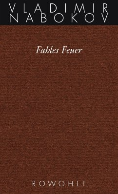 Gesammelte Werke 10. Fahles Feuer - Nabokov, Vladimir