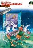 Die schönsten Weihnachtslieder, Für Keyboard, m. Audio-CD